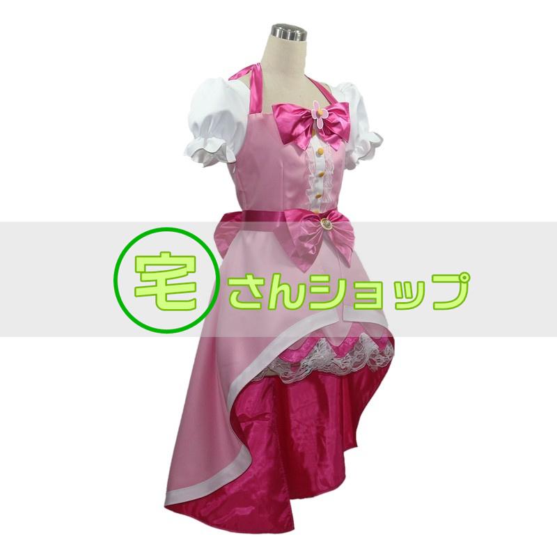 Goプリンセスプリキュア 春野はるか キュアフローラ コスプレ衣装