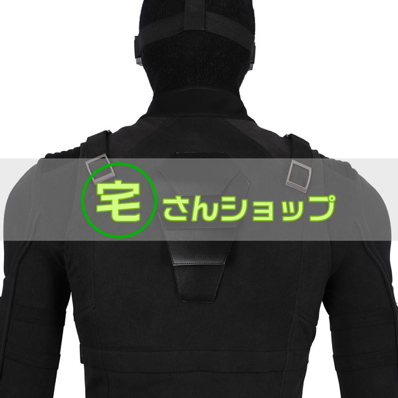 2019映画 Spider,Man 2 スパイダーマン ファーフロムホーム ピーターパーカー ステルス スーツ Stealth suit コスプレ靴   コスプレ衣装 バラ売り可